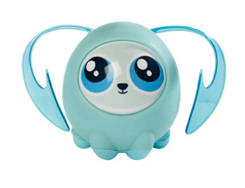 Fijit Friends Newbies Ice Blue Kira Figure - 1
