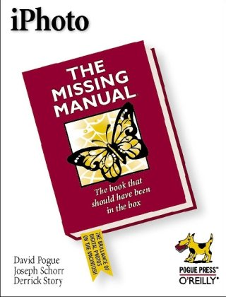 An iPhoto:  The Missing Manual