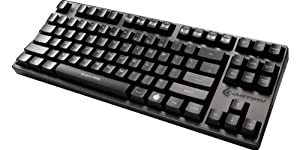CM Storm QuickFire Rapid - Tenkeyless Mechanical Gaming Keyboard with CHERRY MX Blue Switches