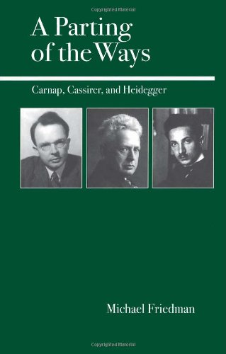 A Parting of the Ways: Carnap, Cassirer, and Heidegger