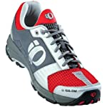 Pearl iZUMi Men's Fuel Cyling ShoeTrue Red/Silver41 M
