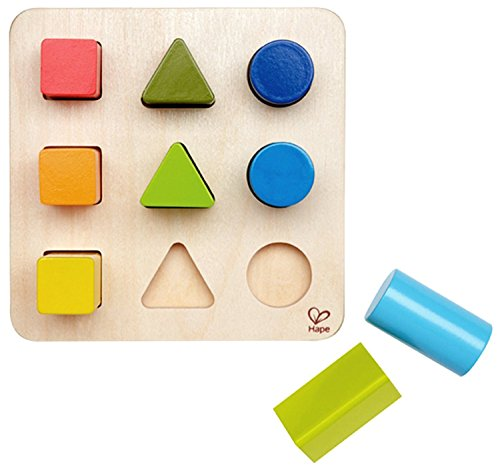 Hape-Color-and-Shape-Wooden-Sorter
