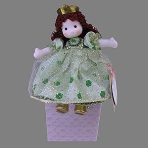 Irish Princess Collectible Musical Doll