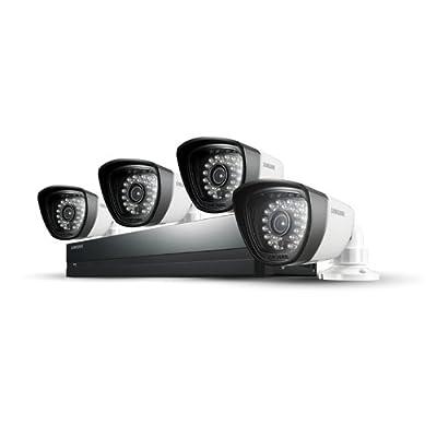 Samsung SDS-P4042 8 Channel DVR Security System