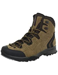 Lowa Men's Focus GTX Mid Trekking Boot,Brown/Beige