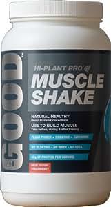 Good Hi Plant Pro Muscle Shake Strawberry 900g