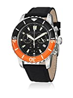 STUHRLING Reloj con movimiento cuarzo suizo Man Felucca II Sport Aquadiver Atlantis 44 mm