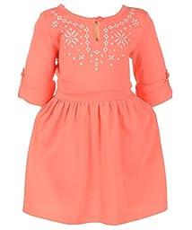 Carter\'s Little Girls\' Toddler Dress 4 Toddler (4T)