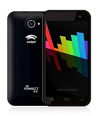 Swipe Konnect 5.0 (Black, 8 GB)