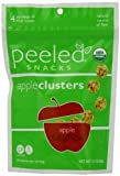 Peeled Snacks Organic Apple Clusters, Apple Crunch, 60 Gram