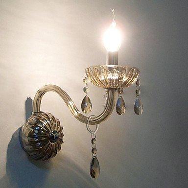 LACKAWANNA - Lampe Murale Bougie Cristal