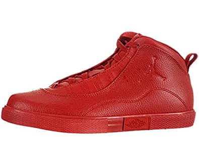 competitive price 716f3 7f589 Nike Air Jordan X Auto Clave Boys (GS) Casual Shoes 487226 601 Black 5 M US  on PopScreen
