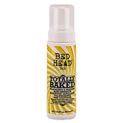 Tigi Bed Head Candy Fixation Totally Baked Volumizing and Prepping Hair Meringue 7 Ounce