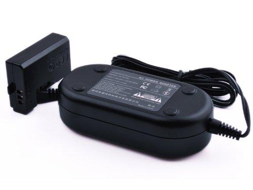 xict-Adattatore settore ACK-E10DR-E10per btatterie LP-E10Fotocamera digitale Canon EOS 1100d 1200d 1300d