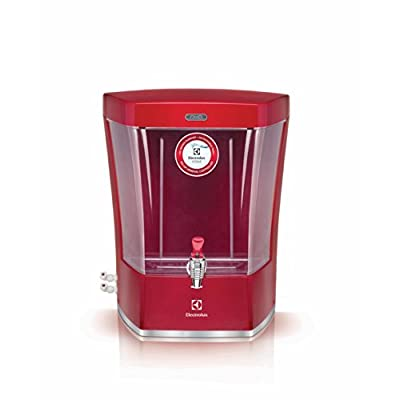 Electrolux  Vogue 12004  60-Watt 7-Liter RO Water Purifier (Rubino Red)