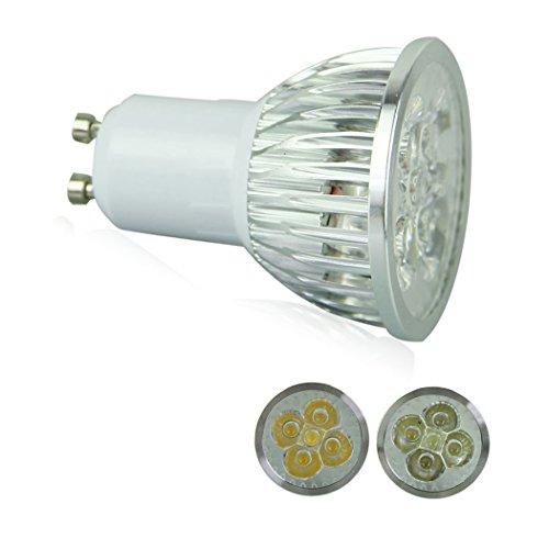 Voberry Ultra Bright Gu10 Led Spot Lights Lamp Bulb 15W 60 Degrees 85-265V Cool White (Coolwhite-60)