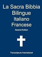 La Sacra Bibbia Bilingue Italiano Francese