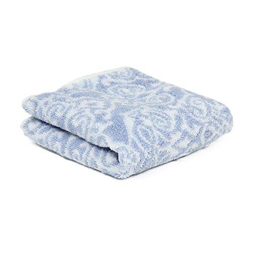 handtuch 33 x 50 cm bolero floral blau 520 g m2. Black Bedroom Furniture Sets. Home Design Ideas