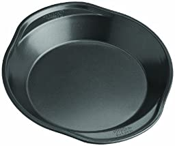Wilton 2105-6790 Perfect Results Nonstick Pie Pan, 9 by 1.25-Inch