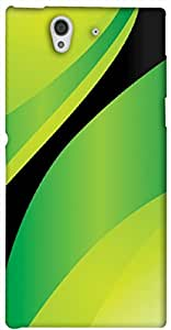 Timpax protective Armor Hard Bumper Back Case Cover. Multicolor printed on 3 Dimensional case with latest & finest graphic design art. Compatible with only Sony L36H - Sony 36. Design No :TDZ-21161