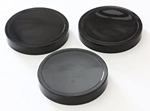 Magic Bullet 3 pcs Stay Fresh Lids, No Holes by Magic Bullet