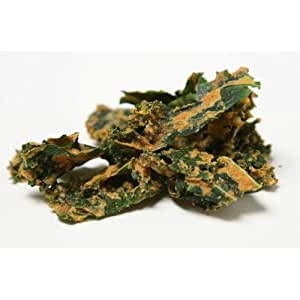 ChocolaTree Kale Chips - Raw (3 Oz.) - Vegan Cheddar