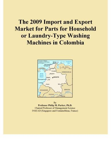 The 2009 Import And Export Market For Parts For Household Or Laundry-Type Washing Machines In Colombia front-551264
