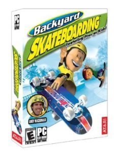 Backyard Skateboarding - PC