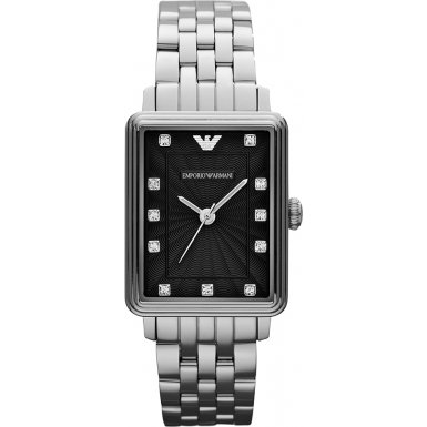 Emporio Armani AR1665 Ladies DINO Retro Watch
