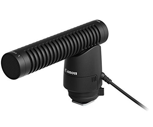 Canon 指向性ステレオマイクロフォン DM-E1
