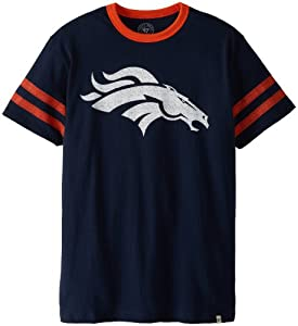NFL Denver Broncos Mens Pick N Roll T-Shirt, Small by
