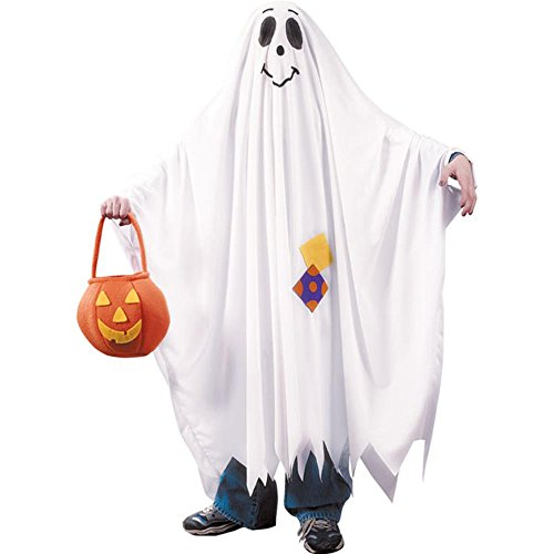 Kid's Charlie Brown Ghost Halloween Costume Small