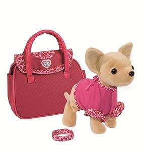 Simba 105897617 - ChiChi Love Plüsch-Hund, Showstar