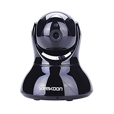 Keekoon Megapixel Wireless IP Camera, P2P Wifi Camera, Network Home Camera and Dog Monitor by KEEKOON wireless wifi P2P home security IP camera