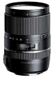 Tamron Auto FocusB016S700 16-300 F/3.5 6.3 Di II VC PZD Macro 16-300mm Interchangeable Lens for Sony Alpha Cameras