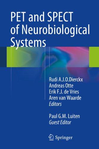 Aren van Waarde, Erik F.J. de Vries, Paul G.M. Luiten, Rudi A.J.O. Dierckx  Andreas Otte - PET and SPECT of Neurobiological Systems
