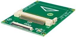 StarTech.com 1.8-Inch ZIF LIF to Single Compact Flash SSD Adapter Card ZIF2CF
