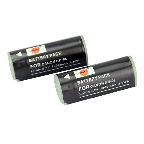 dster-2pcs-nb-9l-replacement-li-ion-battery-for-canon-powershot-n-elph-510-hs-elph-520-hs-elph-530-h