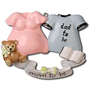 Amazon.com - Expecting Mom and Dad Pregnant Shirts ...