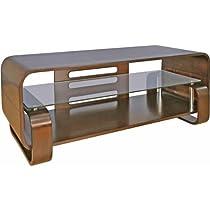 Hot Sale Bello WAVS341 Bent Wood Audio Video Cabinet