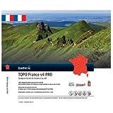Garmin - Carte Topo France v4 Pro