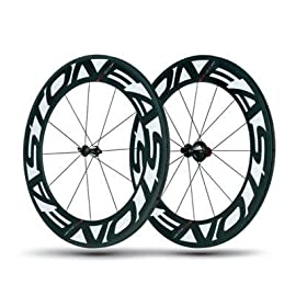 Easton 2012 EC90 TT 90mm Tubular Rear Road Bicycle Wheel - EC90TTWHL