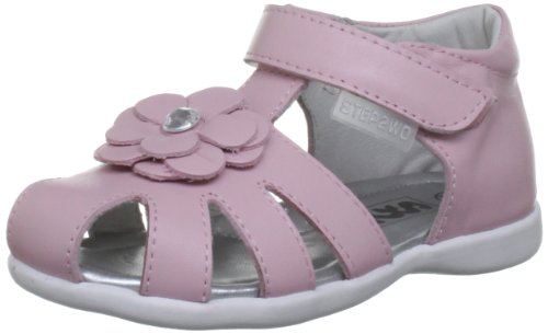 Step2wo Soleil Pink Sandal Fisherman S23-116151b 4 UK Toddler
