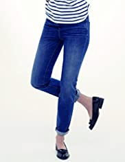 Body Shape Denim Marilyn Straight Leg Jeans
