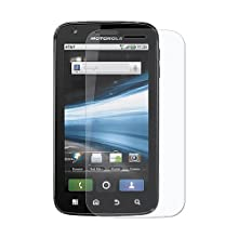 Amzer 90464 Kristal Clear Screen Protector For Motorola ATRIX MB860