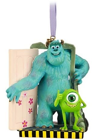 1-X-DisneyPixar-Limited-Edition-Monsters-Inc-Sulley-and-Mike-Sketchbook-Ornament