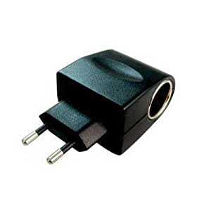 Omenex Adaptateur chargeur allume-cigares universel