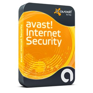 avast! Internet Security 6 (1 Users/PCs) - 1 Year Subscription
