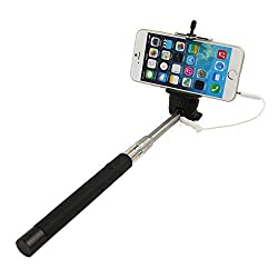 Snazzy Selfie Stick Cable Take Pole
