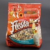 Kaytee Fiesta Max Food Parrot 25 lb